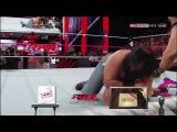 WWE RAW  БОМЖИ против ЩИТА против ТЕХНАРЕЙ